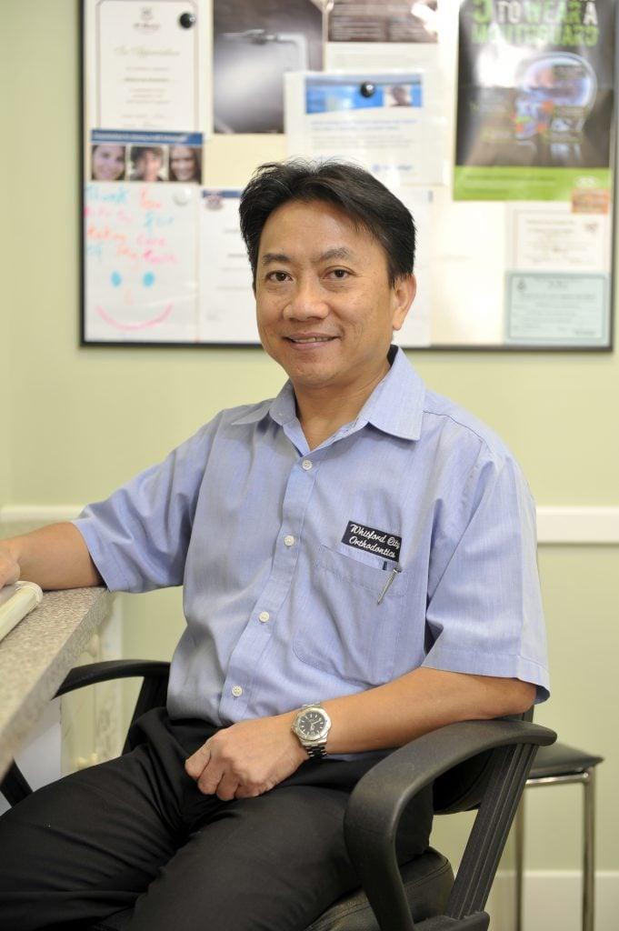 Dr Kim Wooi Pang