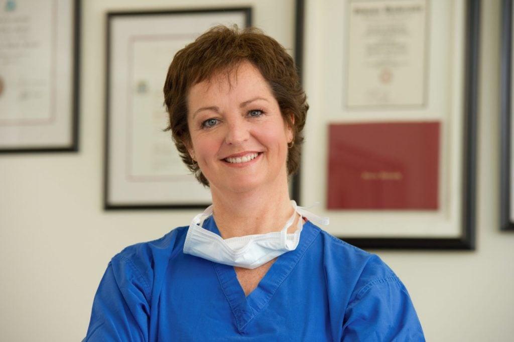 Dr Jane F McCarthy