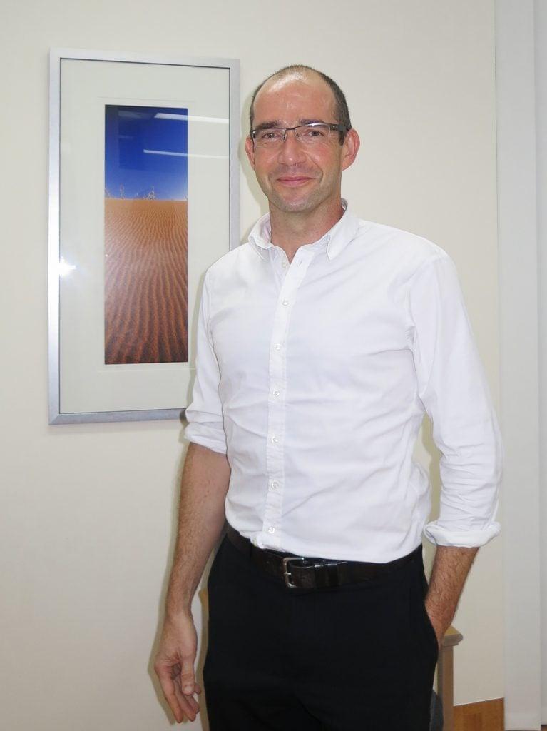 Dr Jon Swain
